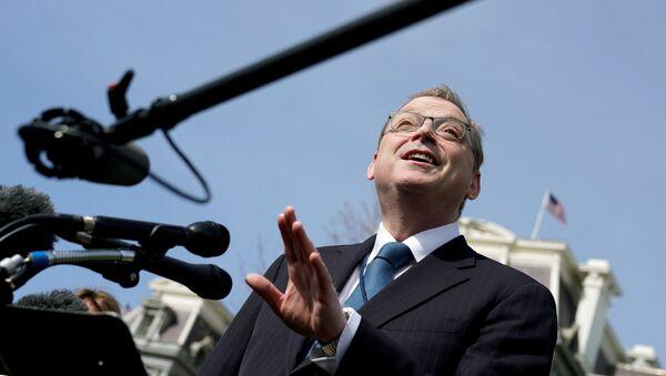 米国トランプ政権 経済問題の上級顧問が今夏に退任 - Sputnik 日本
