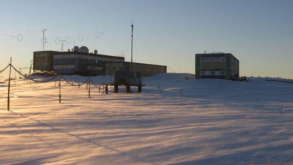 ロシアの南極観測基地 - Sputnik 日本
