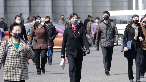 北朝鮮、ワクチンを受け取れない状況を自らつくる - Sputnik 日本