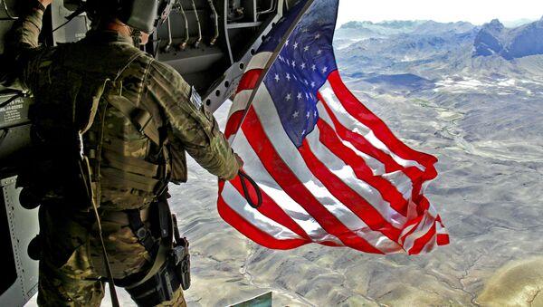 アフガニスタン 米国の兵士 - Sputnik 日本