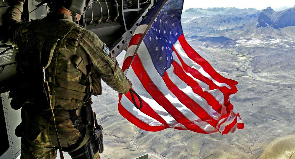 アフガニスタン 米国の兵士