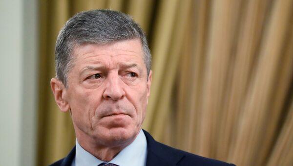 ロシア大統領府のドミトリー・コザク副長官 - Sputnik 日本