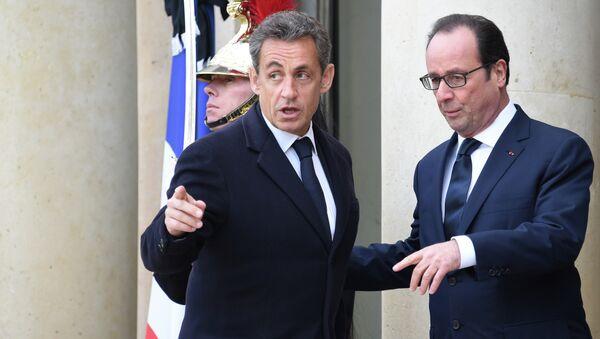 サルコジ前仏大統領がミストラル問題を斬る、「仏は納税者の金を浪費」 - Sputnik 日本