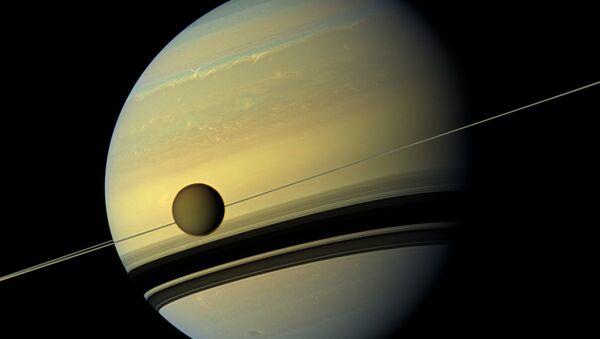 「タイタン」に巨大な生命体が生息しているかも… - Sputnik 日本