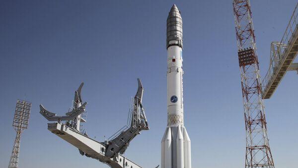「プロトン」通信衛星を軌道上へ - Sputnik 日本