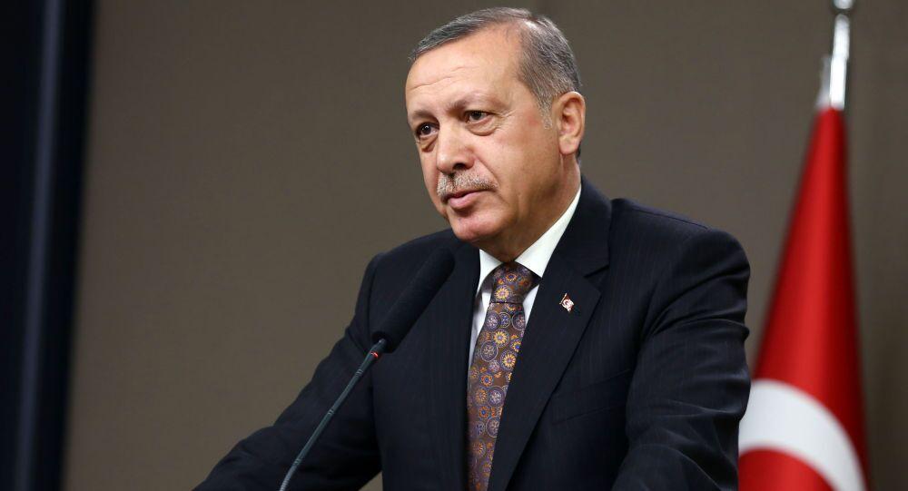 トルコのエルドアン大統領