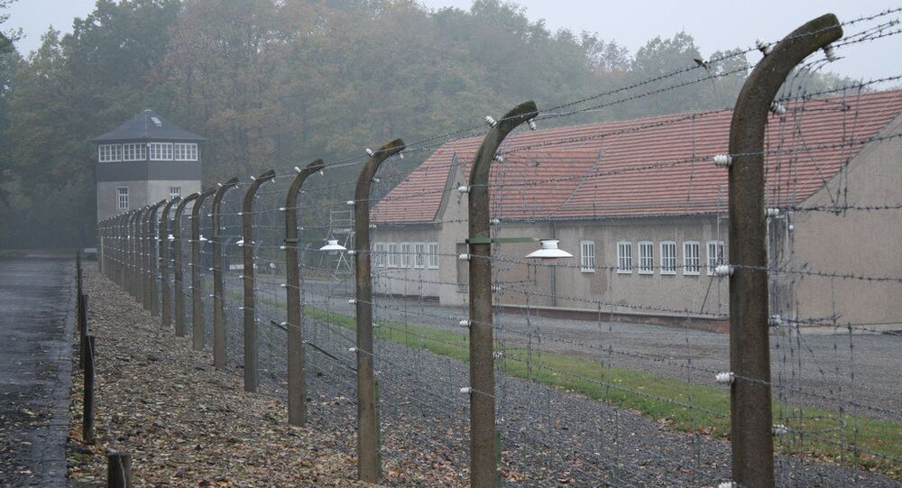 独、ナチス強制収容所に難民が収容