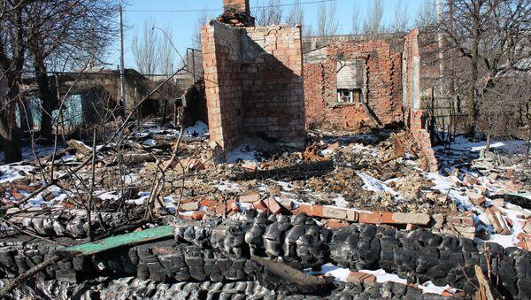 キエフ当局 自分達が破壊したドンバス復興資金をEUに要請 - Sputnik 日本