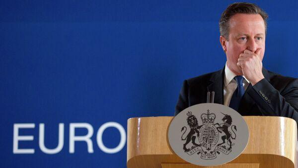 キャメロン首相 - Sputnik 日本