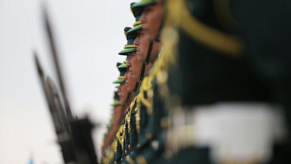 Honor Guard members of the Japan Self-Defense Forces - Sputnik 日本