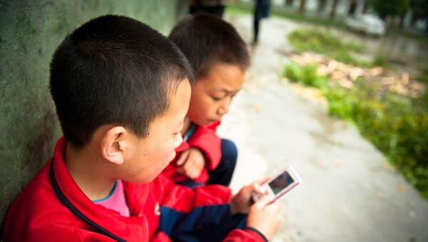 中国の子供たち - Sputnik 日本