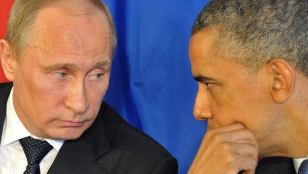 なぜプーチン・オバマ会談は 米国にとって好ましくないのか? - Sputnik 日本