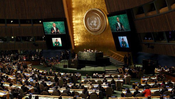 オバマ米大統領、イラン核問題での露中の役割を指摘 - Sputnik 日本