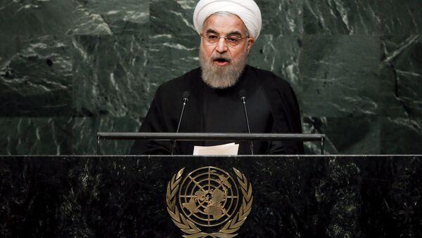 イラン大統領が米国に呼びかけ、中東の現実に即して行動せよ - Sputnik 日本