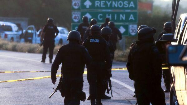 メキシコ警察 - Sputnik 日本