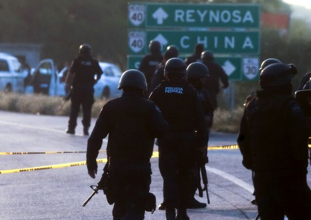 メキシコ警察