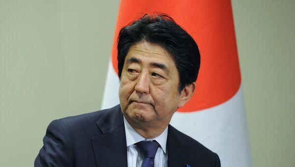 安倍首相:ロシアとの平和条約締結交渉にさらに腰を据えて取り組む - Sputnik 日本